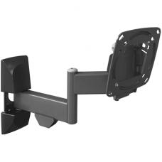 "BARKAN E140.B 26"" LCD, 4 lankstų, sieninis, juodas"